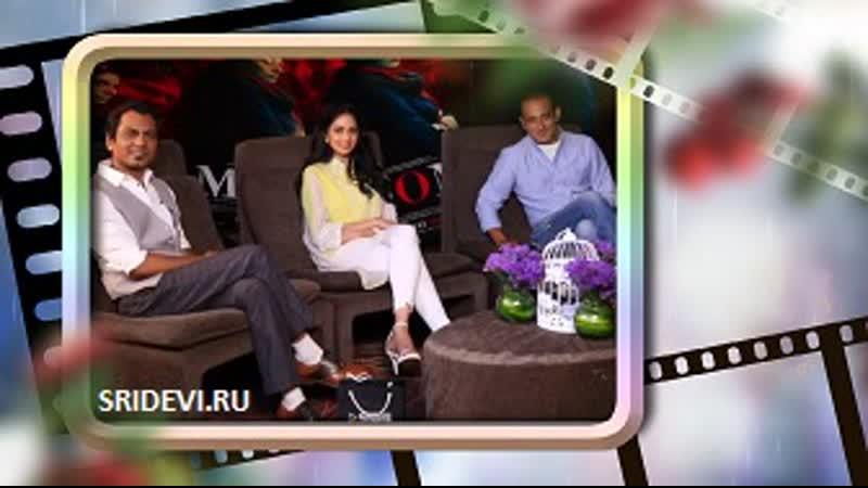 2017 Интервью с Фаридуном Шахрияром для Bollywood Hungama во время продвижения фильма Мама Mom hindi 2017