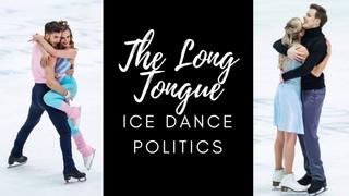 The Long Tongue of Ice Dance Politics