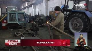 «Рискнули и не пожалели», - переселенцы с юга рассказали о жизни в Северном Казахстане