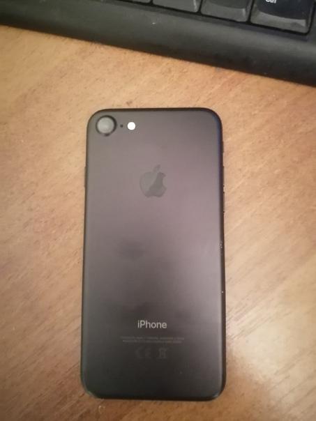 Продам айфон 7 32. 500 бун