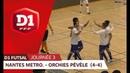 J3 : Nantes Métropole Futsal - Orchies Pévèle FC