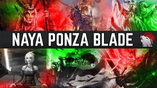 ⚔️ [Modern] Naya Ponza Blade - Embercleave Slashes to Pillaged Lands! Klothys Destiny Awaits!
