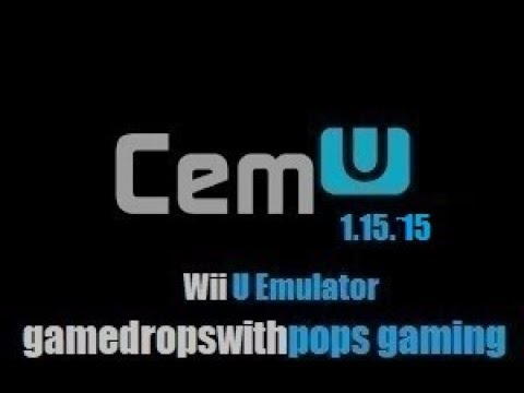 Hot Cemu Wii U Nintendo Emulator Patreon Build 1.15.15 released Multi Wii U Games Fun Run