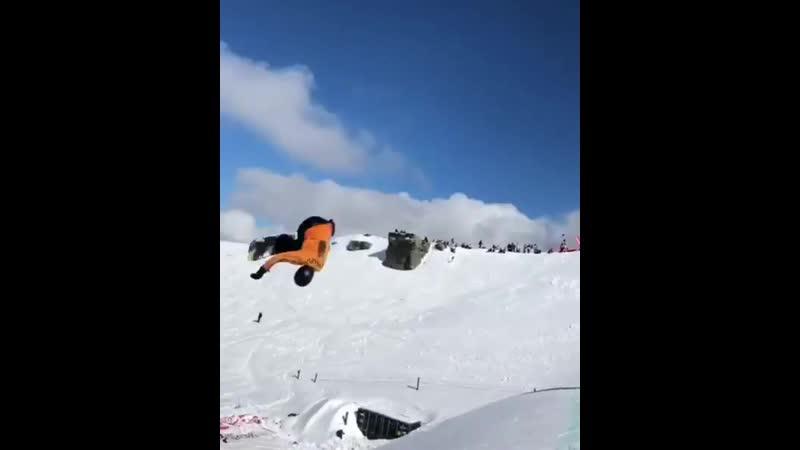 Backside 1800 / СНОУБОРД   SNOWBOARD