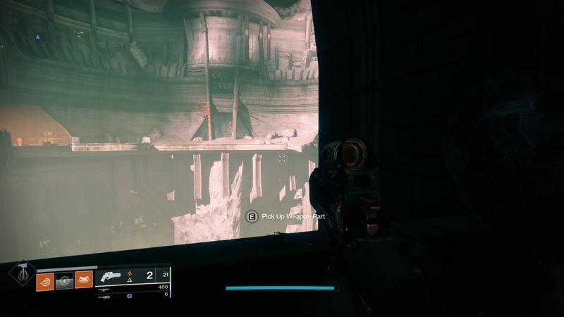Destiny 2 около пропасти