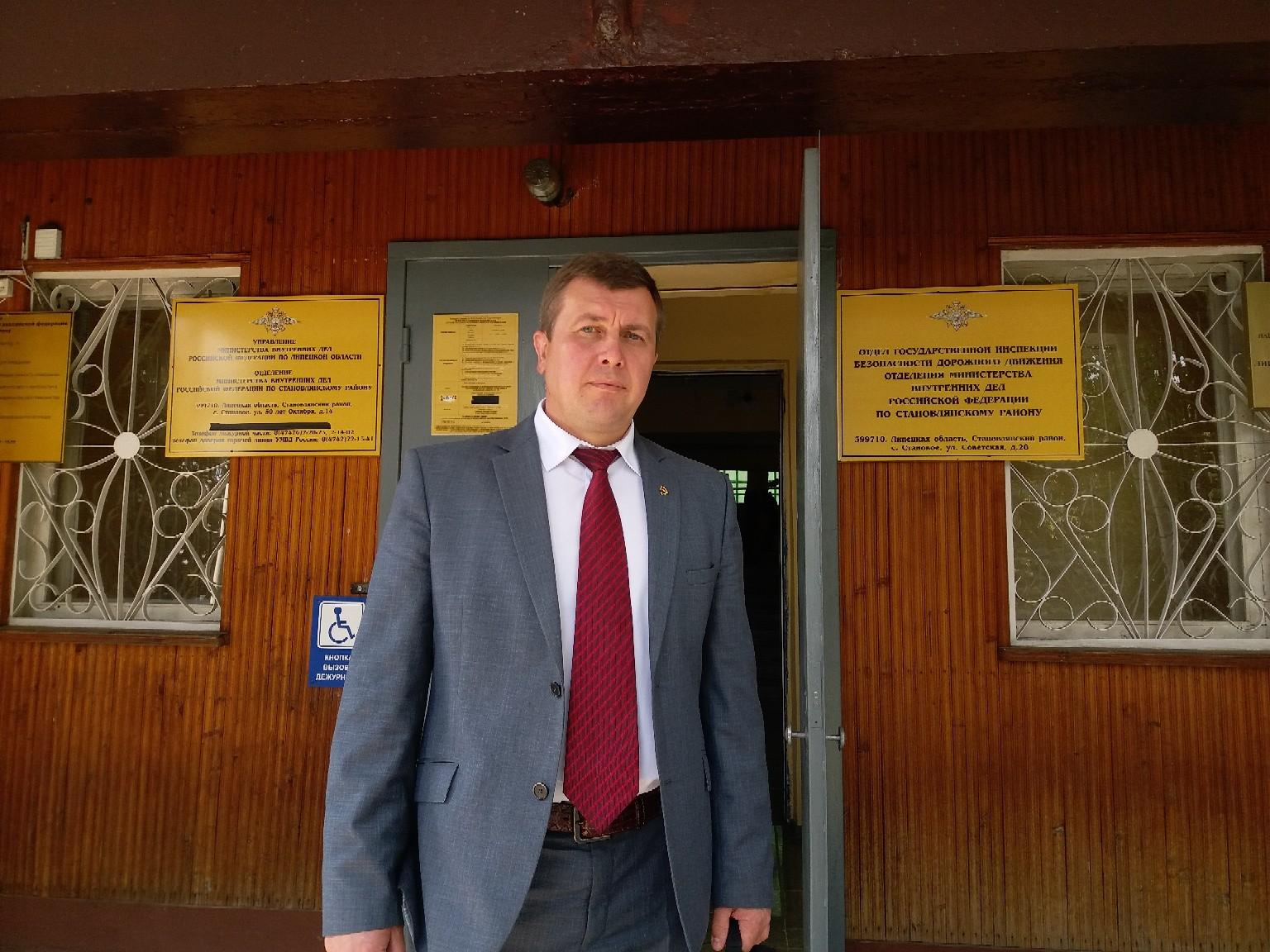 Публикуем видео визита кандидата от КПРФ Сергея Токарева в Становлянский район.