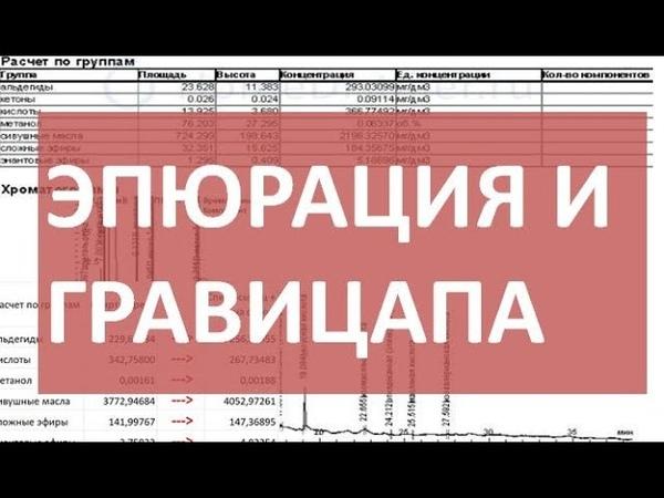 Гравицапа и эпюрация Мнение AlexeyT самогон самогоноварение ректификация