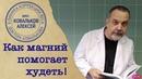 Магний! Как недостаток магния влияет на похудение Врач диетолог Алексей Ковальков о пользе магния!