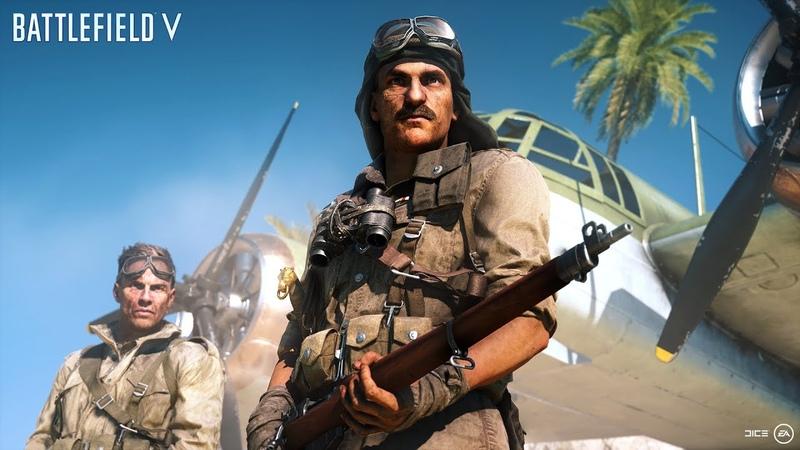 Battlefield V - Элитные бойцы - Норман Кингсли