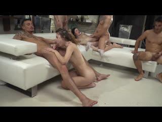 Elle Rose, Kiara Gold - Rocco Siffredi Hard Academy #06 - All Sex Anal DP Gangbang Orgy, Porn, Порно