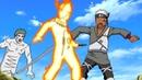 Омои Случайно Ранит Наруто, Омои Сражается В Одиночку Против Армии Белых Зецу - Аниме Наруто