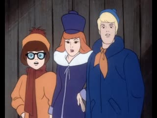 Scooby Doo, Where Are You (1969-1970) S01E17 - Thats Snow Ghost