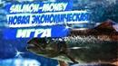 Salmon Money Экономическая игра с выводом денег Возможно заработать без вложений