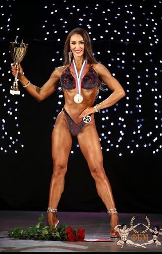 большей чемпионка европы по фитнесу оксана румянцева фото есть среди этого