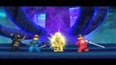 Lego Ninjago Nindroids PS Vita/3DS Overlord Rising Final Boss Fight