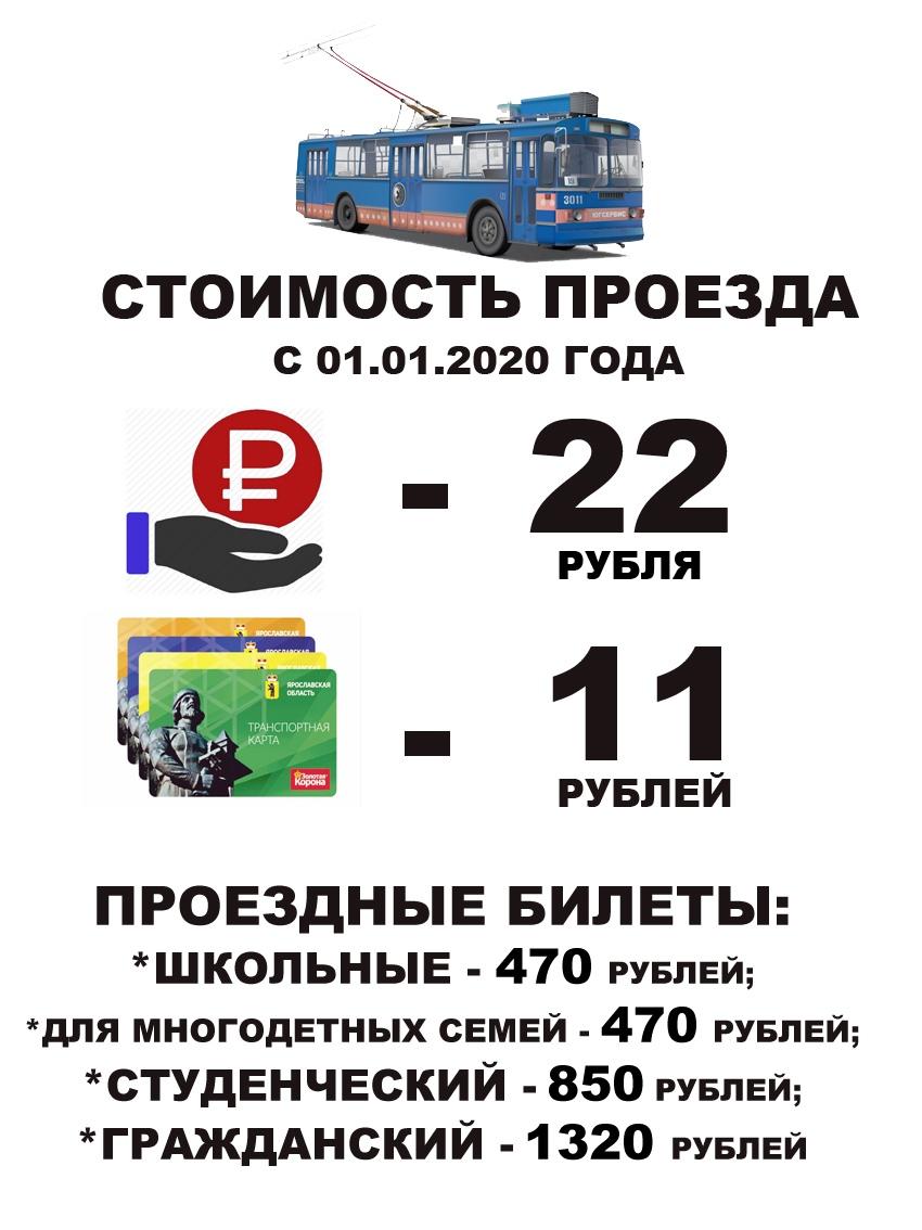 Проездные билеты
