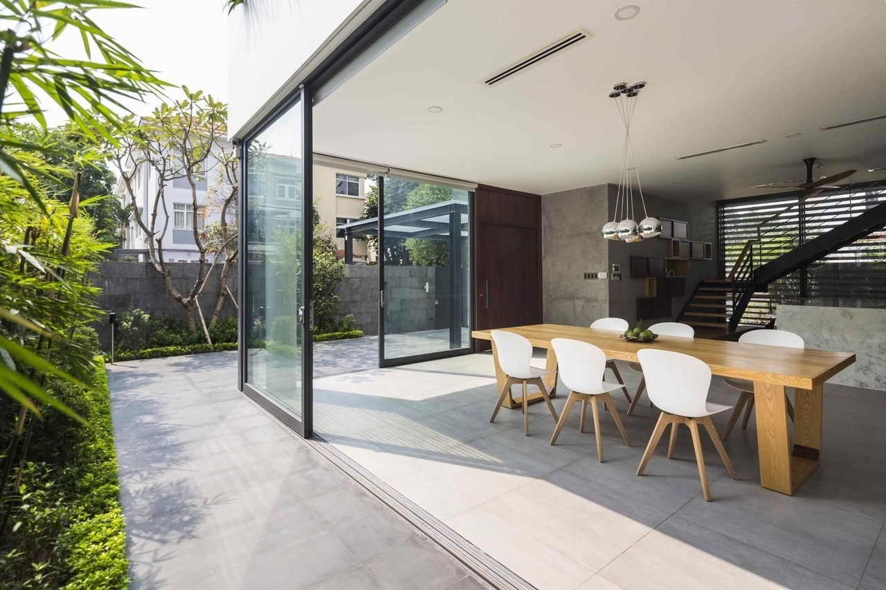White Cube House / MM   architects
