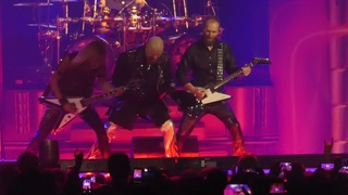 """""""Some Heads Are Gonna Roll"""" Judas Priest@Mohegan Sun Arena Wilkes-Barre, PA 3/13/18"""