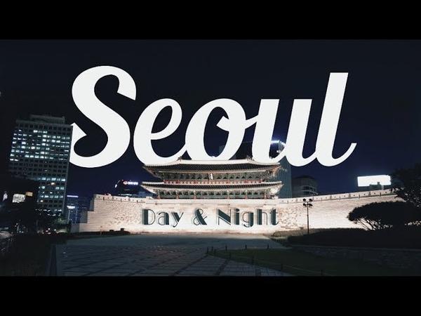 5000장의 사진으로 만든 역대급 서울영상! (2분 동안 확 빠져버림...)