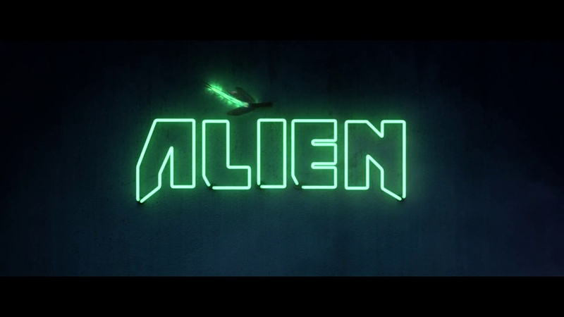DIE ANTWOORD ft The Black Goat 'ALIEN' Official Video