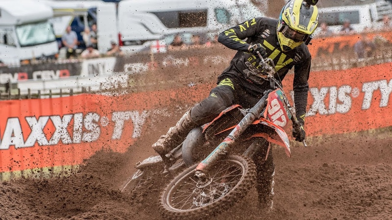 15 Year Old Motocross Prodigy Shreds KTM 150cc Two Stroke