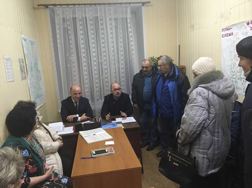 Приём жителей в ТОС «Углич»., изображение №2