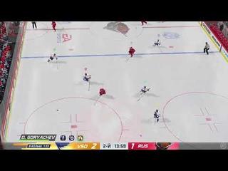 NHL20. RCL5. Play-off. Virtuoso vs EASHL Russia