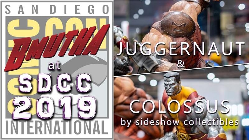 SDCC 2019: Juggernaut Colossus by Sideshow