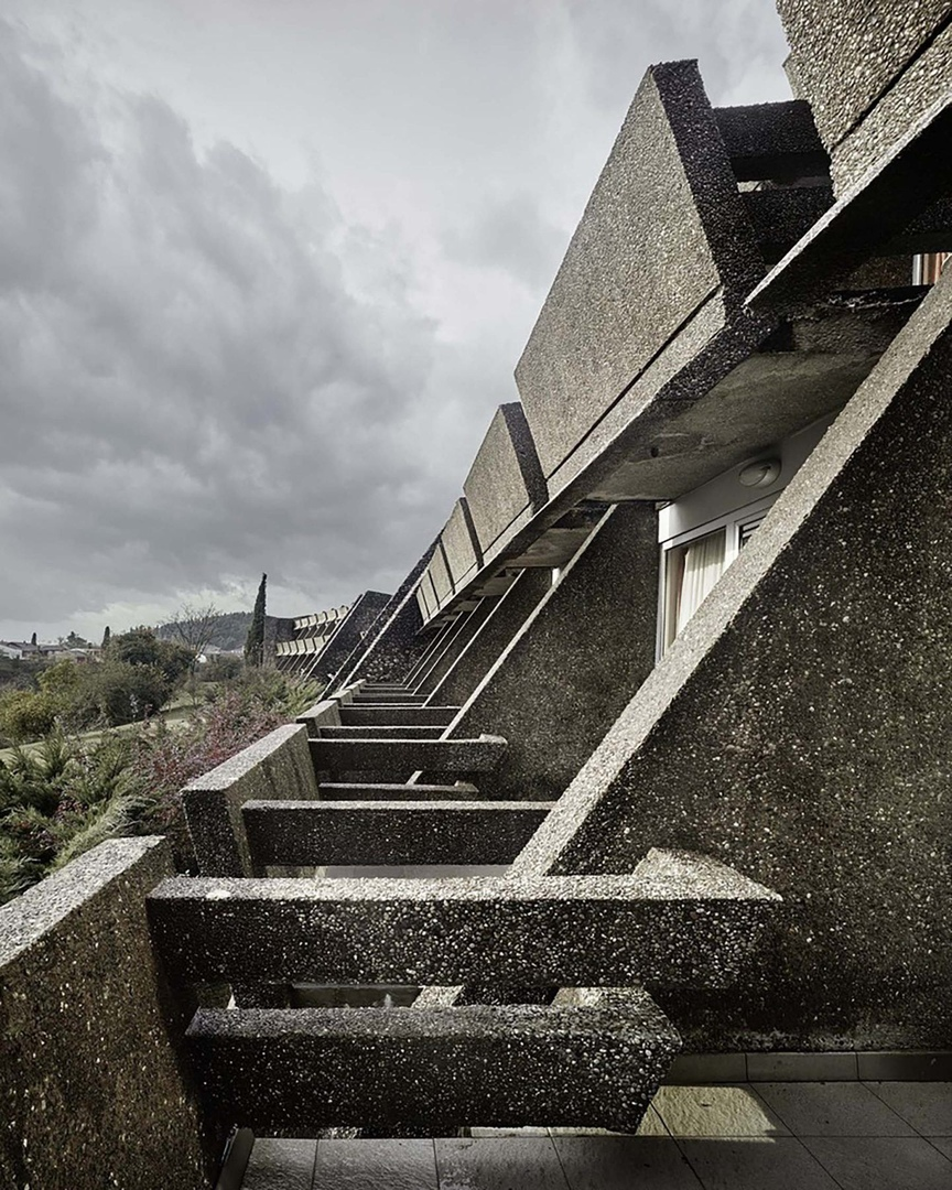 The Concrete Monoliths Of Yugoslavia