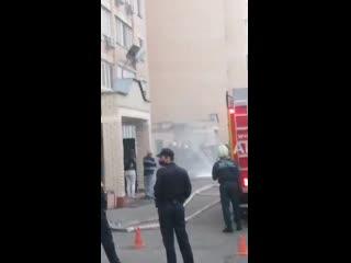 Пожар На Грибоедова, 4