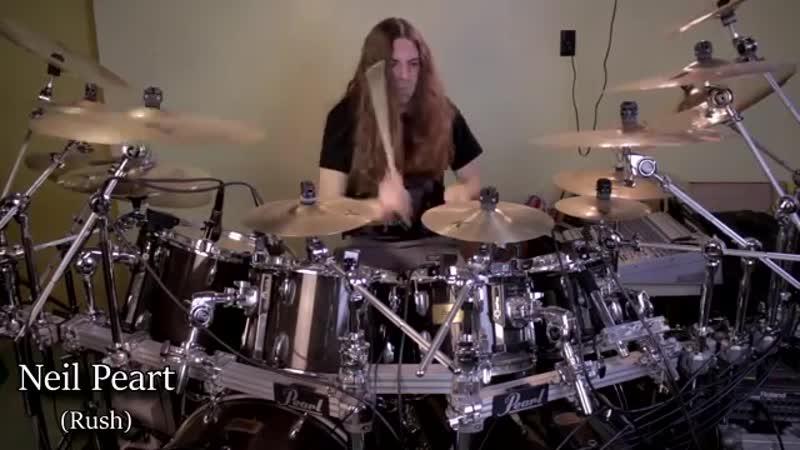 🔥🔊🥁Influential Metal Drummers