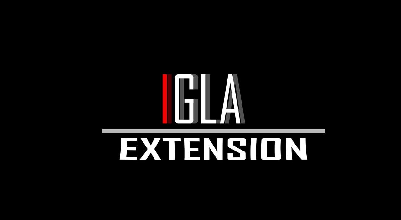 Афиша IGLA-EXTENSION