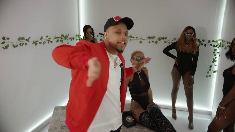 B Red Dollar Official Video feat Davido Peruzzi