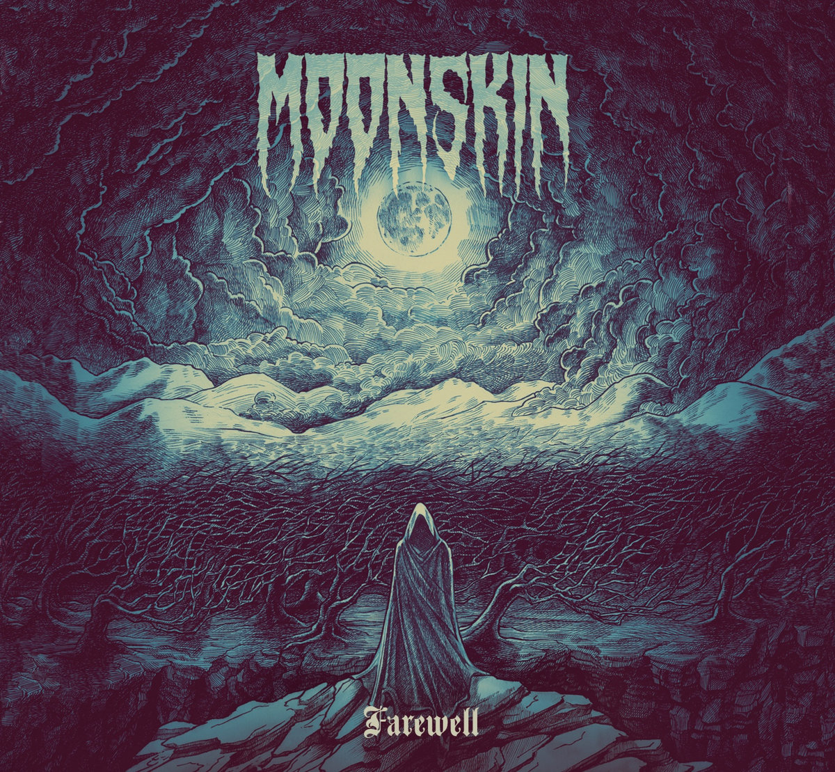 Moonskin - Farewell