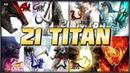 Все титаны из Годзилла Король Монстров 2019 ➤ Новые Титаны Кайдзю MonsterVerse