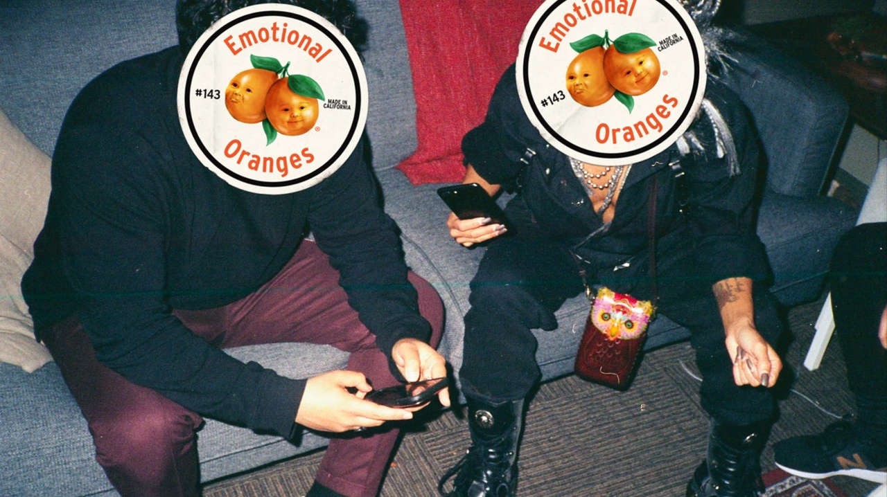 Emotional Oranges ''Someone Else''