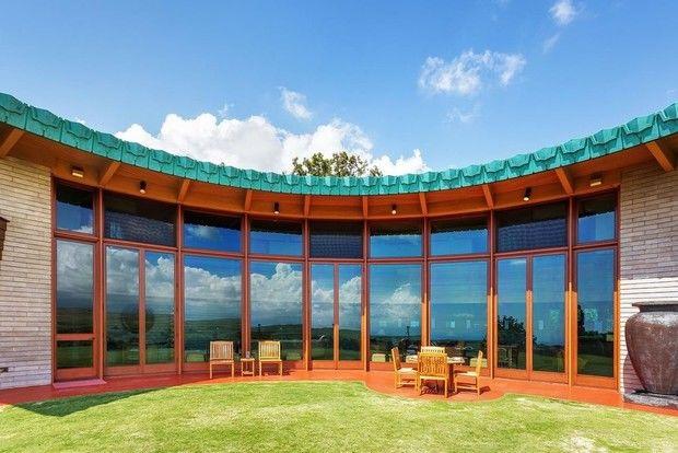 Дом по проекту Фрэнка Ллойда Райта на Гавайях