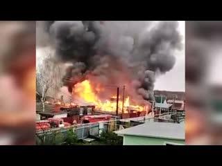 Поджег дом и оставил без крыши над головой пять семей