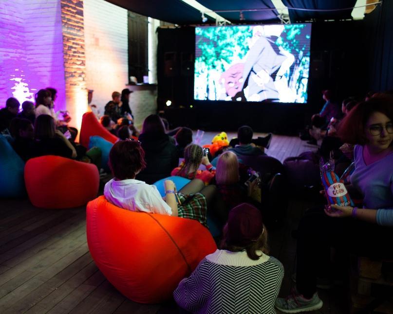 Офлайн-кинотеатр, который мы создали с нуля на фестивале Fish and Geek 2019