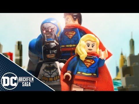 LEGO SUPERMANBATMAN The Last Daughter of Krypton