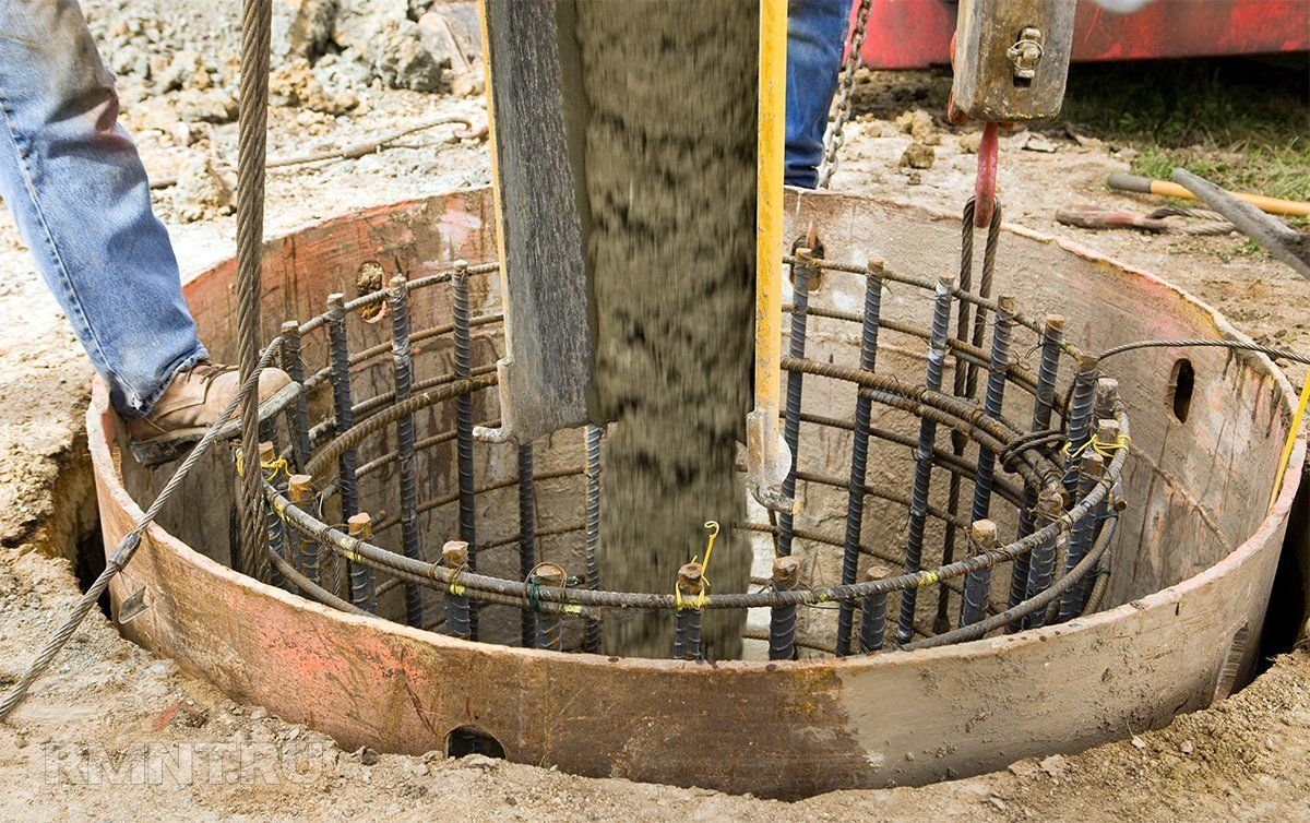 Методы укрепления грунтов