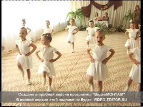 Танец в детском саду Летка Енка средняя группа