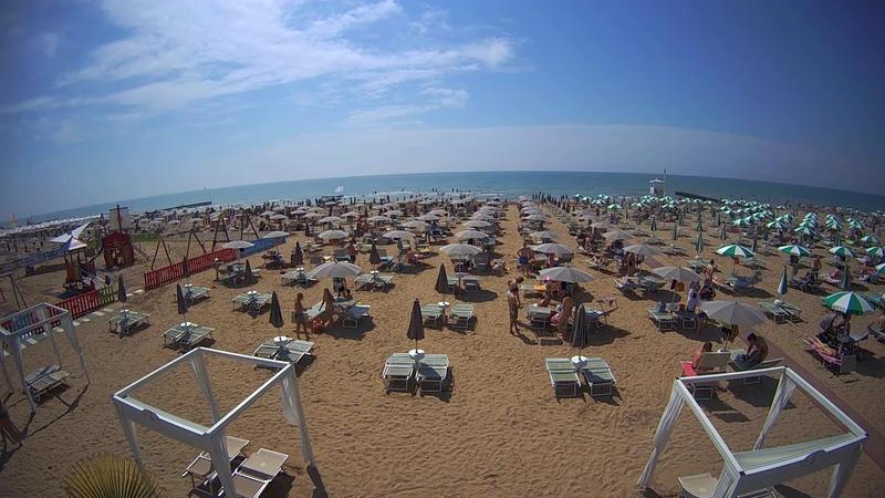 Live Da Jesolo Spiagge Oro Beach