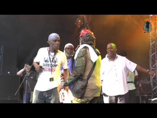 Daddy Freddy Tippa Irie Horseman Starkey Banton Live at Reggaejam 2018