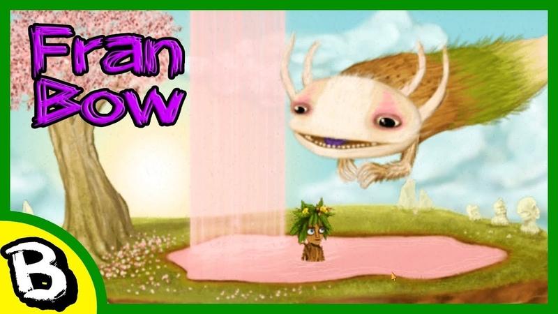 Fran Bow ♠ Френ Боу бревно говорящие овощи летающий тритон Где можно купить такую же дурь