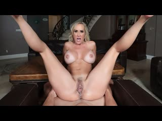 Brandi Love - Busty Therapist (MILF, Creampie, Big Tits, Big Ass, Blonde, Blowjob, Hardcore)