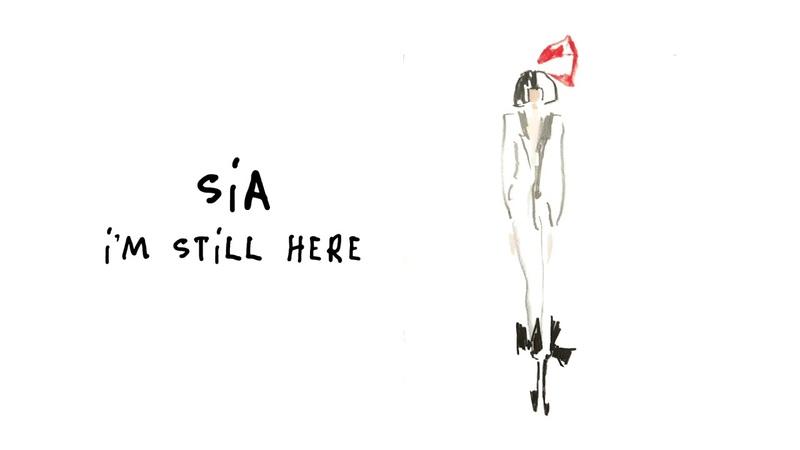 Sia I'm Still Here Audio