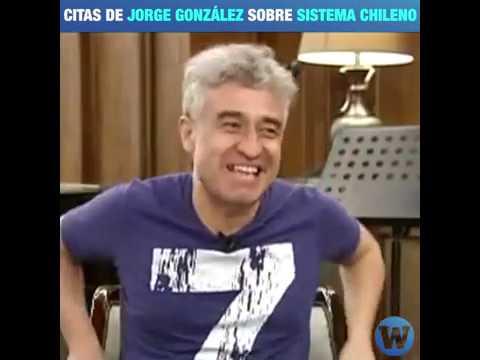 Jorge González Opina