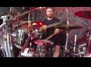 Cryptopsy Slit Your Guts live at Brutal Assault 2017 drumcam