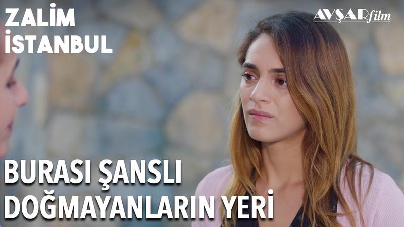 Cemre'nin Yeni İşi Burası Şanslı Doğmayanların Çatısı Zalim İstanbul 13 Bölüm